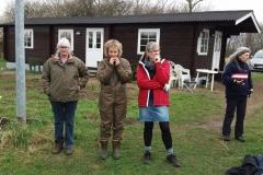 Kirstin, Ulli og Irene